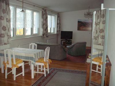 Holiday apartment, 56 square meters, Munich