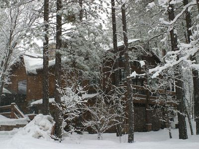 Snowed Inn Cabin