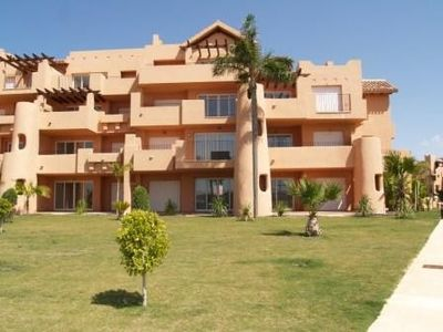 Air-conditioned apartment, with garden, 75 square meters