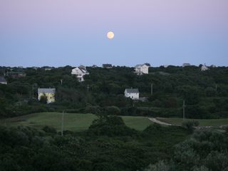 View of surrounding houses - Block Island house vacation rental photo