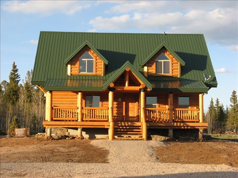 Bighorn lodge duck creek luxury cabin between bryce for Bryce canyon cabin rentals