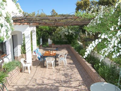 Detached house in the heart of the Extremadura