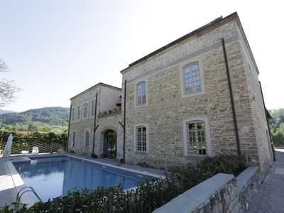 Beautiful loft with gym and swimming pool in the green Mugello