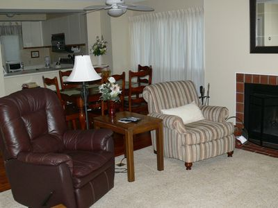Living Room and Dinette