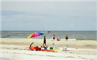 Family Fun on the Powder Sugar Sand Gulf Beach.....best in the world