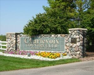 Charlevoix condo photo - Welcome to Charlevoix Country Club