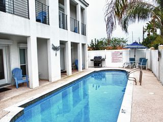 South Padre Island condo photo - Pool View