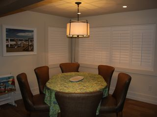 New Smyrna Beach house photo - Dining Room
