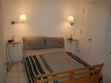 Guest Quarters w/ Double Bed