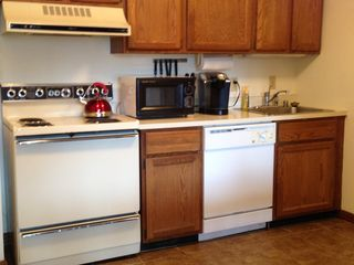 Killington condo photo - BRING YOUR FAVORITE K-CUPS.. Kitchen complete with Keurig machine