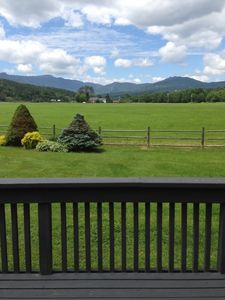 View from Living Room Deck