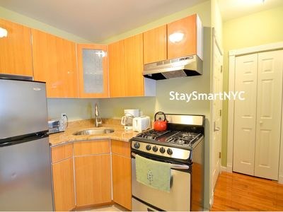 Murray Hill apartment rental - Apt 5F - Kitchen