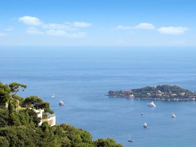 SENSATIONAL PANORAMIC VILLA WITH LARGE ROOFTOP POOLS BETWEEN MONACO AND NICE