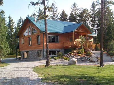 Your Montana Vacation House near Golf, Glacier Park, a perfect cabin in Montana.