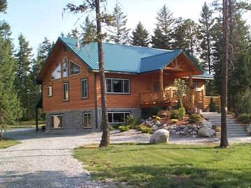 Whitefish house rental - Your Montana Vacation House near Golf, Glacier Park, a perfect cabin in Montana.