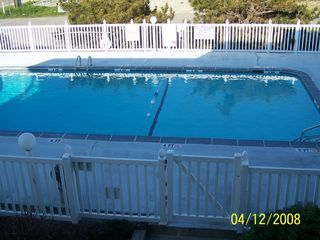 Cherry Grove Beach condo photo - Pool area 3ft-9ft