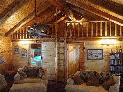 Relax at our log cabin in the woods close to town close to recreation vacation rental in oregon - The recreational vehicle turned cabin in the woods ...
