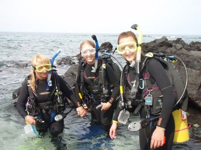 Waikoloa Beach Resort villa rental - Scuba Dive at Puako Beach only 10 minutes away