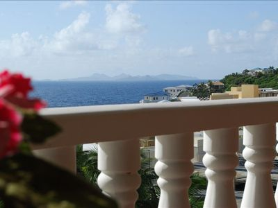 Superlative views of St. Barts - June 2011