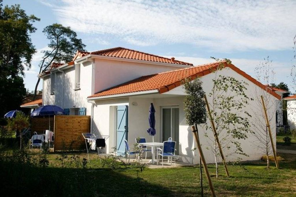 Holiday house, 30 square meters