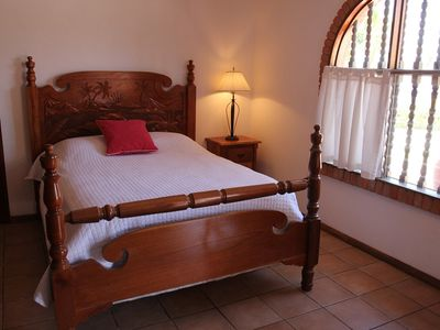 Playa Flamingo house rental - Queen Bedroom at Casa de la Playa Vacation Home, Flamingo, Costa Rica
