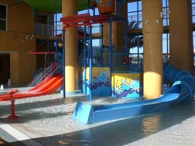 Splash Resort condo rental - ~Gulf Front Kids Water Park~
