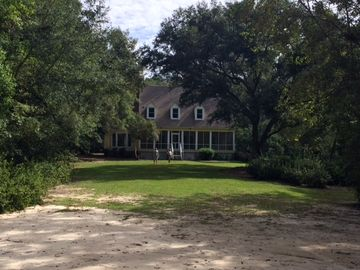 Magnolia Springs house rental - Riverfront View