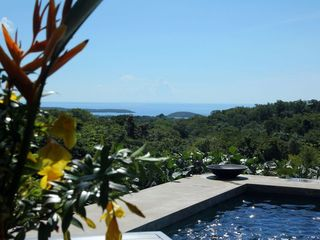 Vieques Island villa photo - Caribbean view