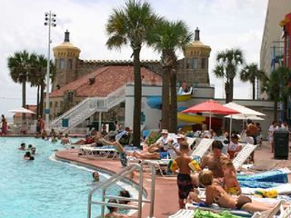 Daytona Beach condo photo - Water Slide You and Your Kids will LOVE