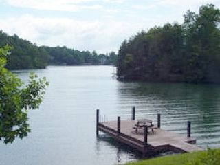 Huddleston house photo - Our Dock