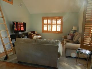 Sag Harbor cottage photo - Living Room