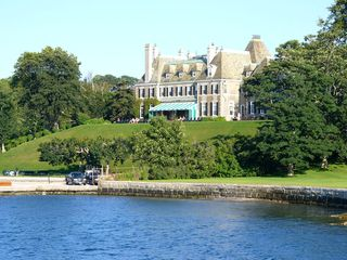 Newport house photo - New York Yacht Club