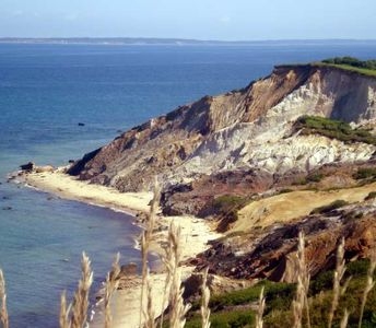 Oak Bluffs house rental - Gay Head Cliffs are a Natural Wonder!
