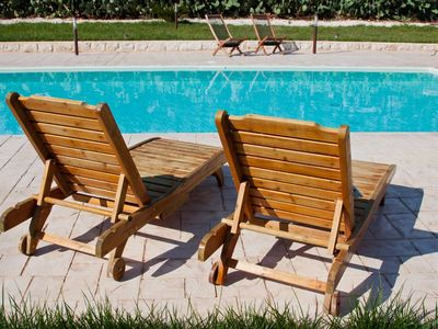 Elegant resort, comfortable and newly decorated apartment, pool, beach nearby