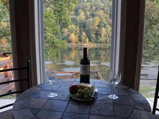 Gassville cabin photo - No generation-low river, wine's ready though