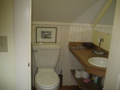 Round Pond apartment rental - Separate Toilet Area