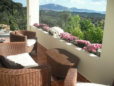 Completely renovated cottage with private pool and stunning views