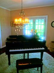 Daytona Beach house photo - Baby Grand Piano