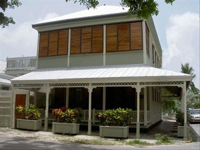 The Golden Heron Historic Key West Home