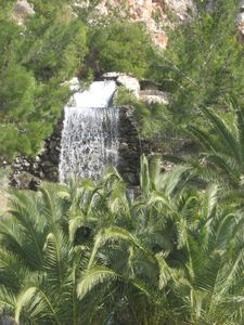 The Waterfalls of Loutraki