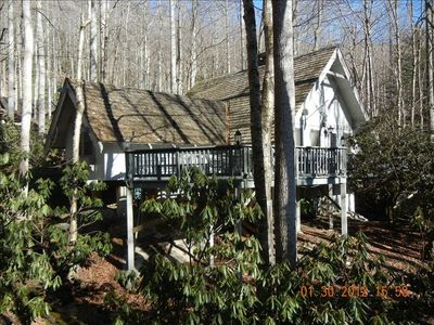 Blowing Rock house rental - Mountain home in Hound Ears