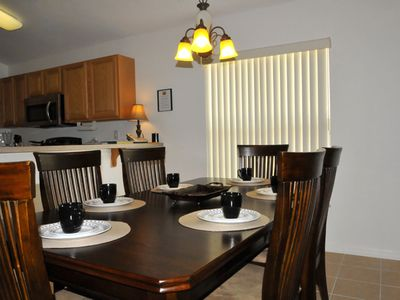 Dining Table - perfect for family meals