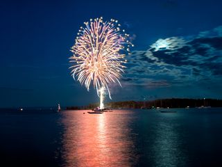 Baddeck house photo - July Celebration in the village of Baddeck!