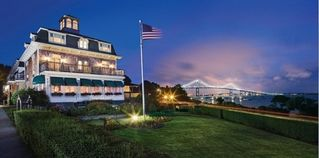 Jamestown (Conanicut Island) condo photo - Beautiful Night View