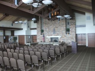 Arrowhead Lake chalet photo - Ballroom