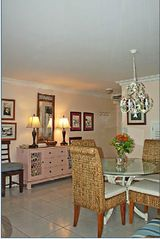 Grand Cayman condo photo - Open concept Living/Dining with Pass Through Kitchen