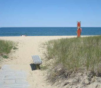Your Great Day at the Beach, just down the road!