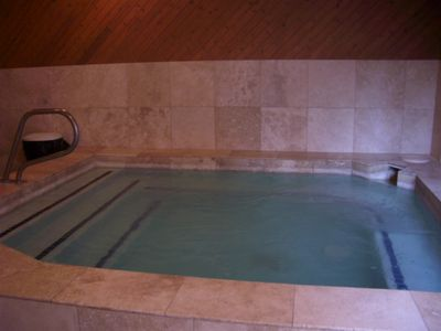 Remodeled Hot Tub -great relax from any activities