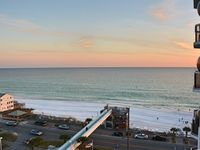 Paradise FOUND!! Stunning 2/2 with beach views/balcony access from every room!