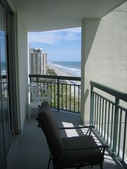 Kingston Plantation condo photo - Sit on one of the 4 balconies and relax with ocean front views!